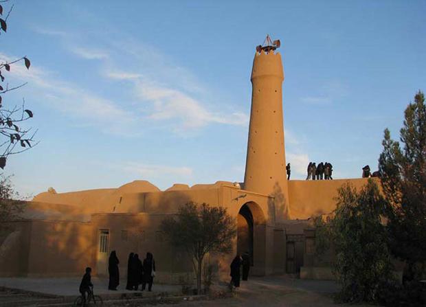 رکوردهای معماری شهر یزد
