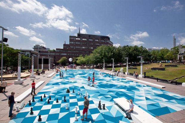 Conceptual Pool Design 06