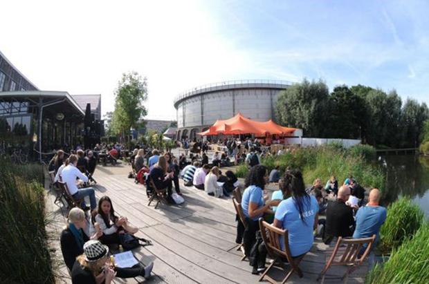 Westergasfabriek Culture Park