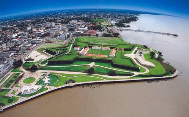 Parque do Forte in Macapá