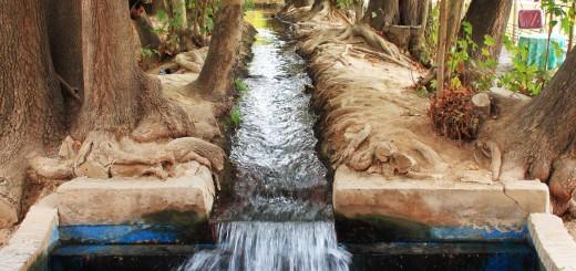 حس آرامش با کنترل جریان آب