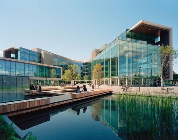 طراحی پایدار ساختمان مرکزی بنیاد بیل و ملیندا گیتس