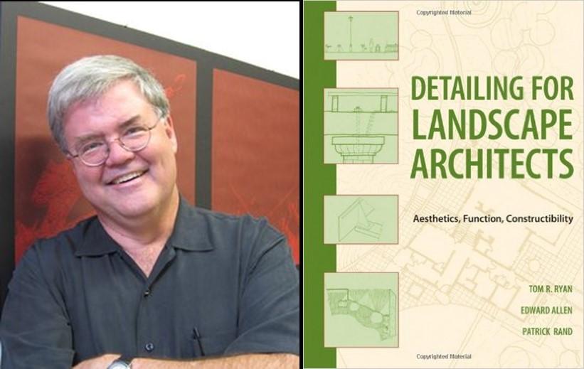 جزئیات در معماری منظر - توماس راین، ادوارد آلن، پاتریک راند