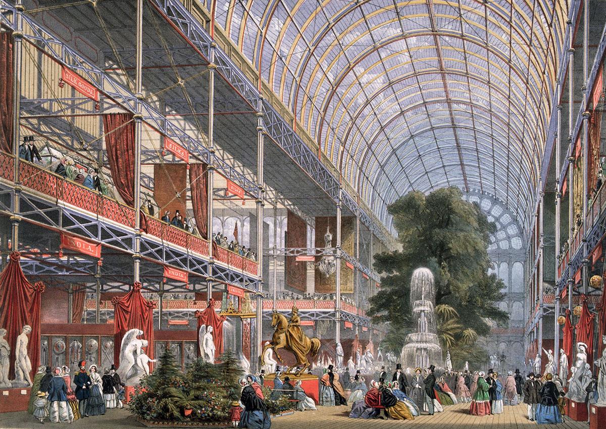 نمایشگاه جهانی یا همان اکسپو از روز نخست شکلگیری با معماری منظر پیوند داشته است.