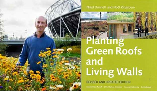 کاشت بامها و دیوارهای سبز - نوئل کینگزبری، نایجل دونت