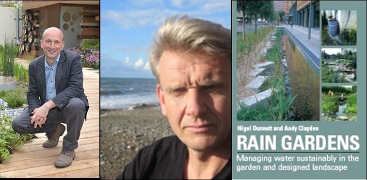 باغ - بارانها - نایجل دونت، اندی کلایدن