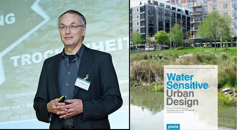 طراحی شهری حساس به آب - جکوئلین هویر، ولفگنگ دیکوات، بژورن وبر، لوکاس کرونایتر