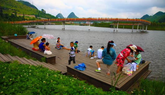 Minghu Wetland Park 02