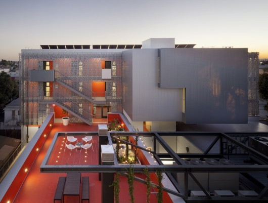آپارتمانهای خیابان 28 لس آنجلس
