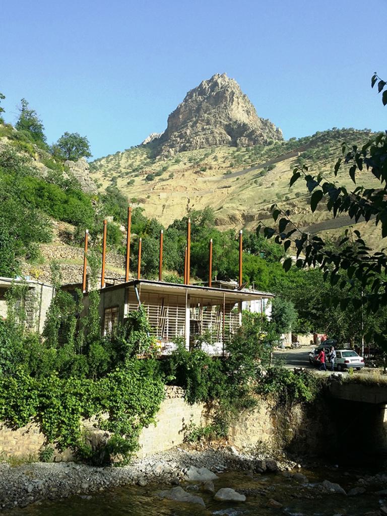 نقد روند توسعه روستای بلبر
