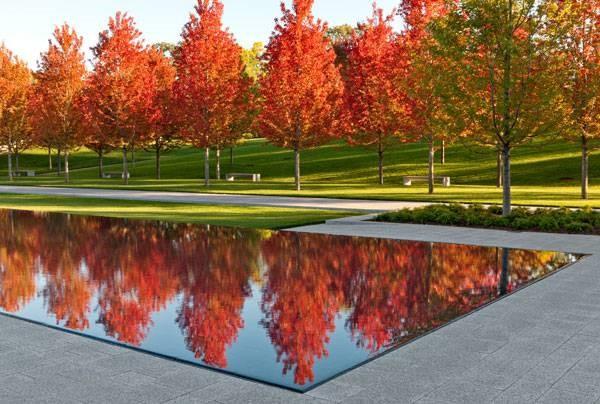 بروزآوری متناسب منظر تاریخی در باغ – مقبره لیک وود