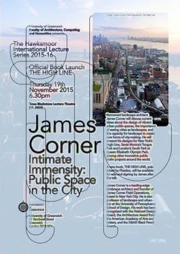 James Corner Lecture 01