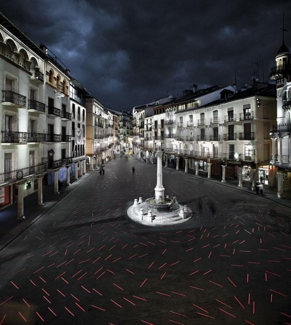 نورپردازی منحصر بفرد، ایده ای برای بهبود فضای شهری