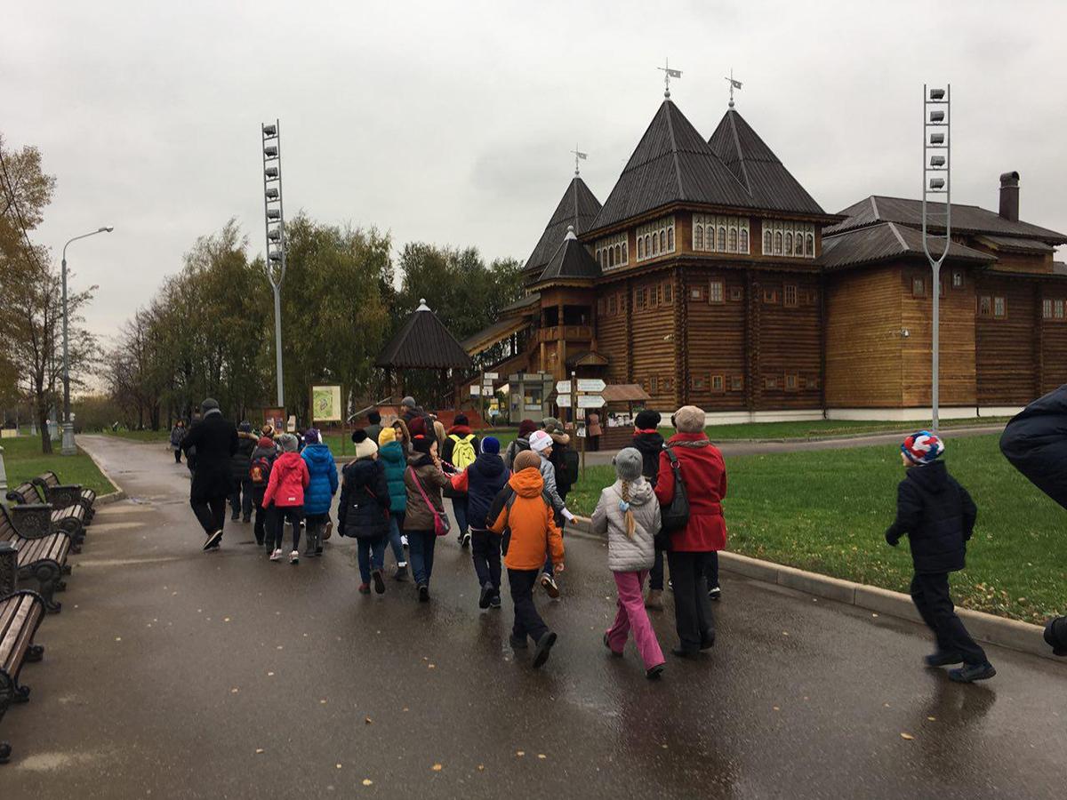 تاثیر حضور کودکان در فضاهای اکوتوریستی و تاریخی روسیه
