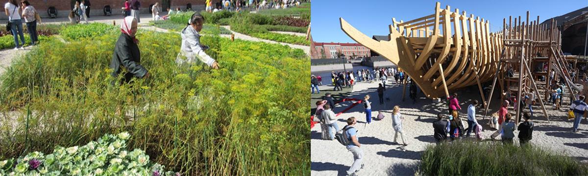 بررسی جزیره نیوهلند به عنوان یک پروژه محرک توسعه درون شهری