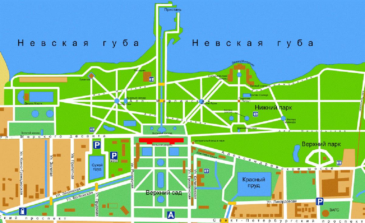 باغهای روسی نماد شکوه و فرهنگ