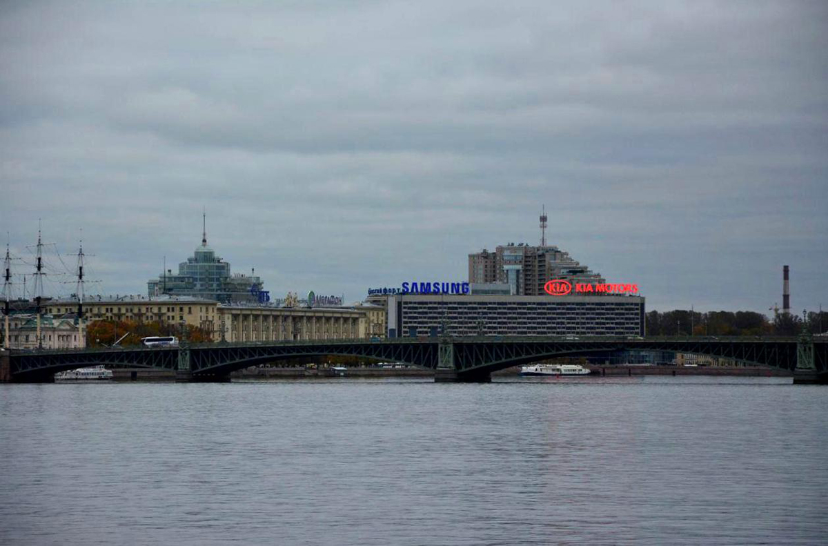 اثرات نظام شهرسازی سوسیالیستی در روسیه