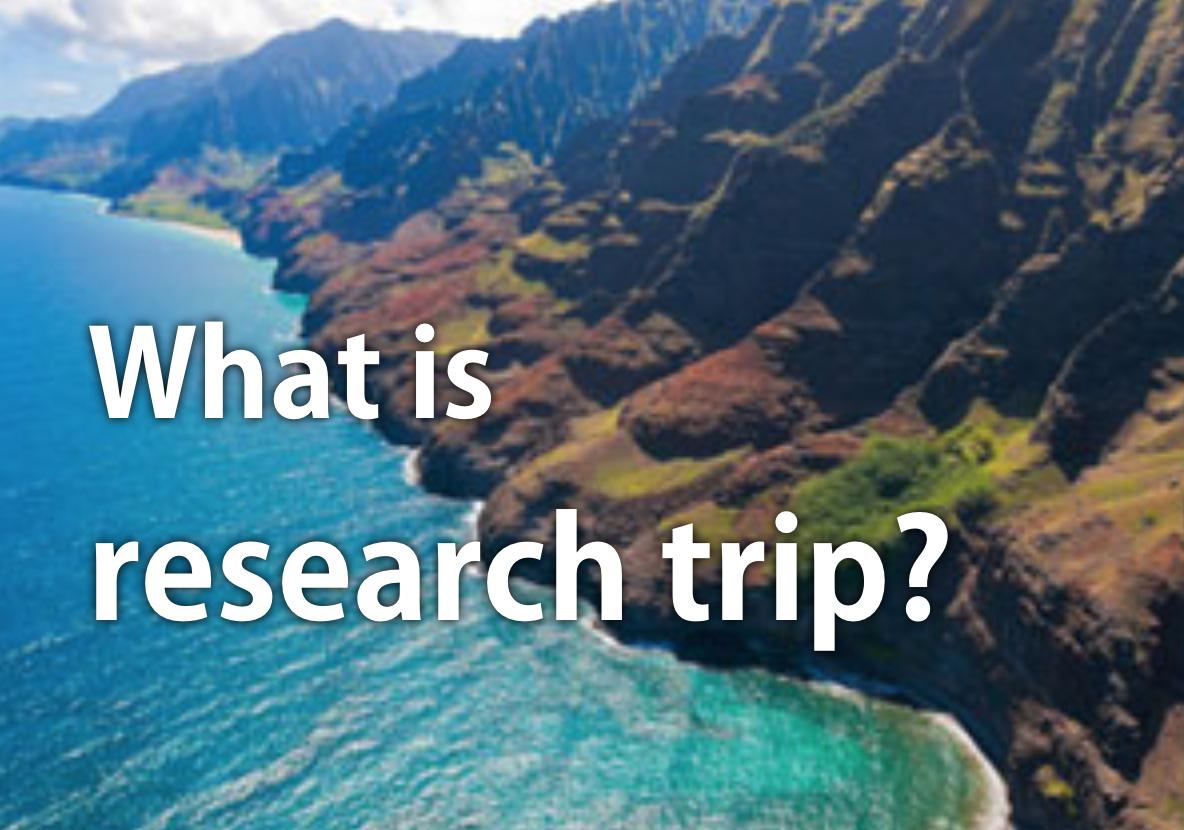 سفر پژوهشی چیست؟