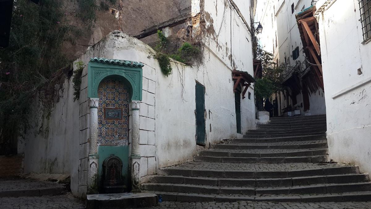 گزارش سفر به الجزایر
