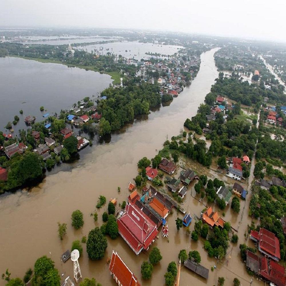 تاثیر حفاظت از فضاهای باز بر میزان خسارتهای ناشی از سیلاب