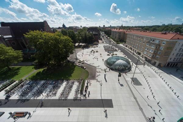 استعدادهای برتر معماری منظر سوئد