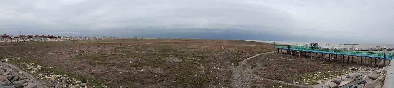 ساماندهی منظر ساحلی بندر ترکمن