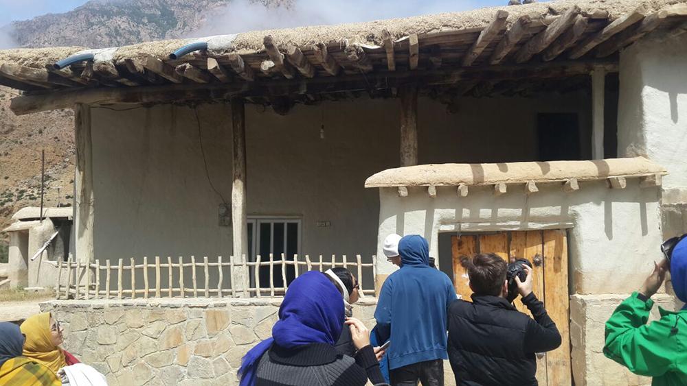 هویت منظر روستای فارسیان