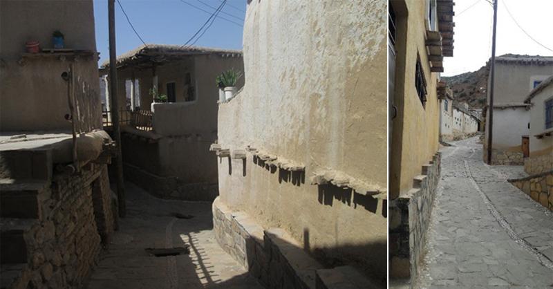 منظر پایدار روستای فارسیان