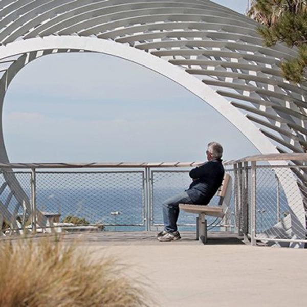 احداث پارکها برای نظاره مردم
