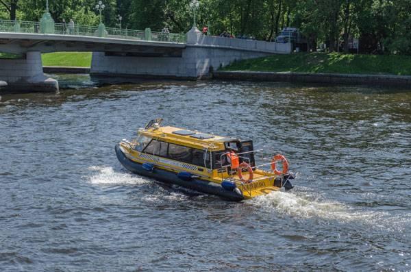 رودخانه ها به عنوان مسیرهای حمل و نقل پایدار در قرن جدید