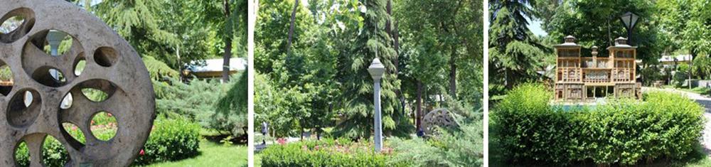 نقد پروژه باغ موزه هنر ایرانی