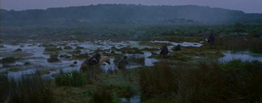 منظر بی زمان جهان خیال؛ بررسی فیلم ارباب حلقه ها (The Fellowship of the Ring) از دیدگاه منظر