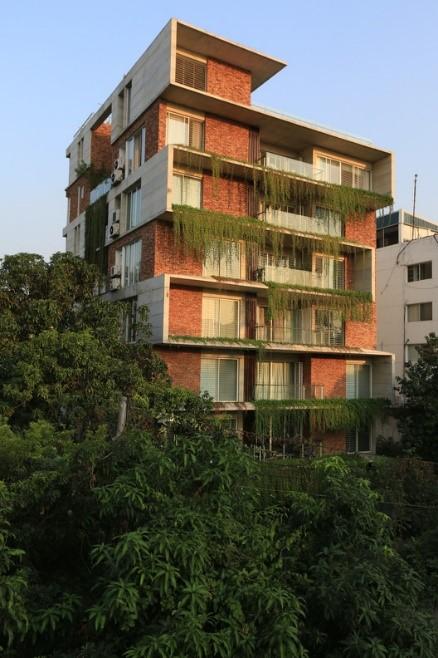 پروژه مسکونی کریم با ایده ترکیب روشهای سنتی و مدرن