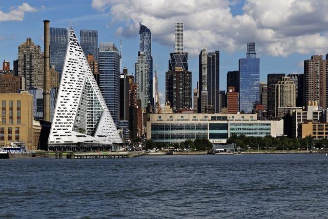 بیارک اینگلس و گروه طراحی BIG، معماران شجاع و لايق دريافت جوايز معماری