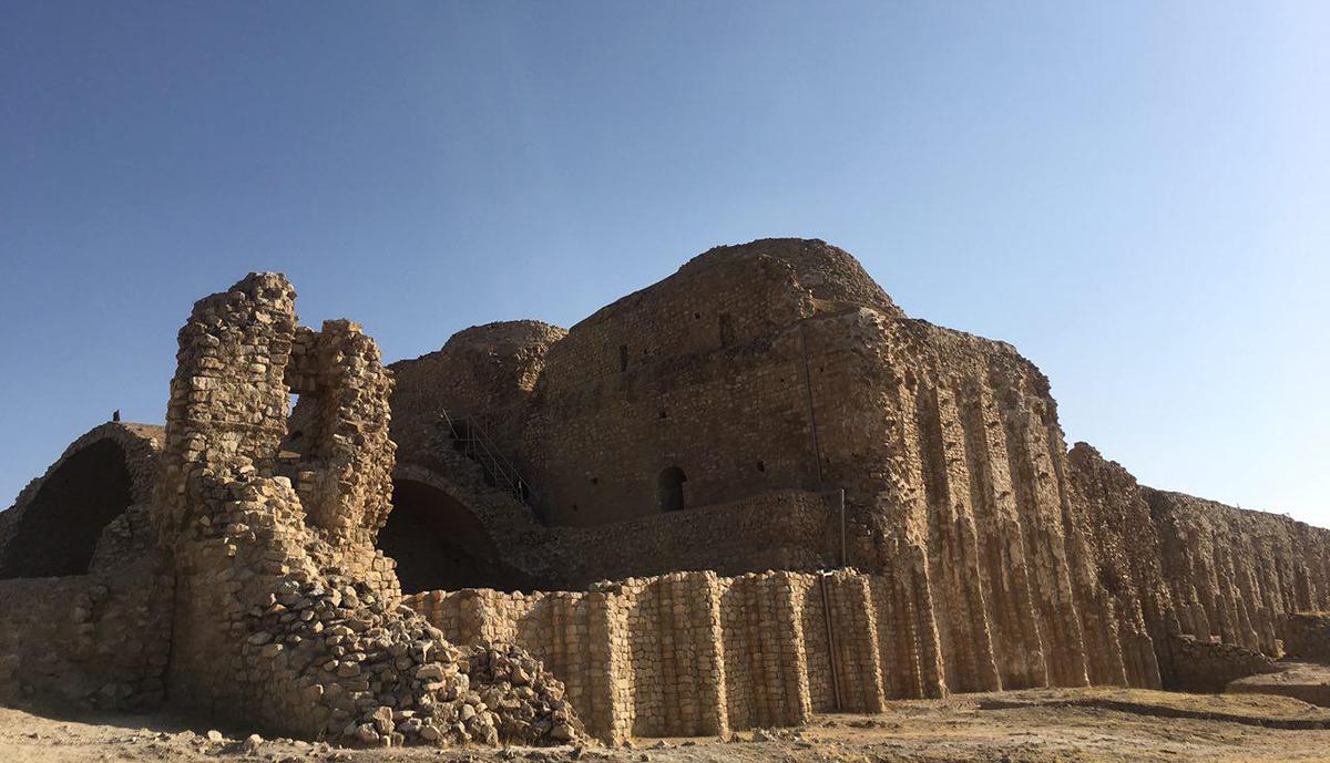 کاخ اردشیر، نشانی از طبیعت گرایی در ایران باستان