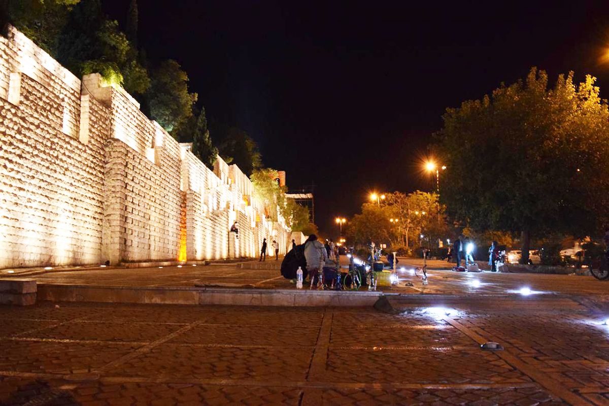 دروازه قرآن، ورودی چند عملکردی شهر شیراز