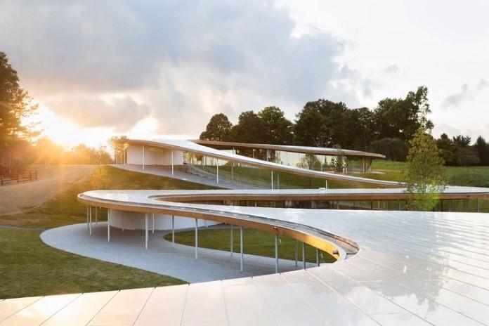 مزرعه سانا گریس، برنده جایزه میس کراون هال (Mies Crown Hall) آمریکا