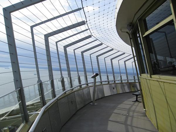 نمونه کلاسیک؛ سوزن فضایی (برج سیاتل) اثری از جان گراهام