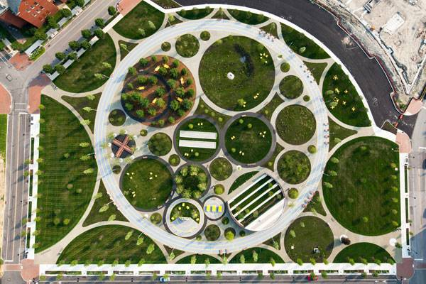 پروژه های ممتاز منظر برای الهام بخشی به طراحان شهری