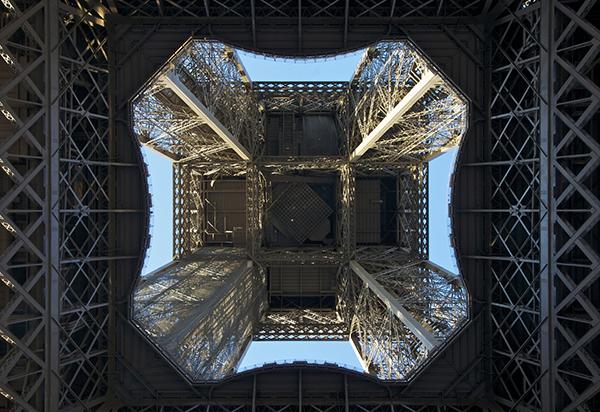 نمونه کلاسیک؛ برج ایفل اثری از گوستاو ایفل
