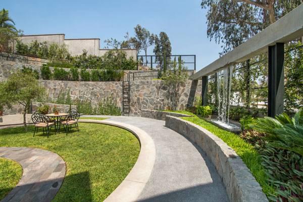 اصول طراحی باغ