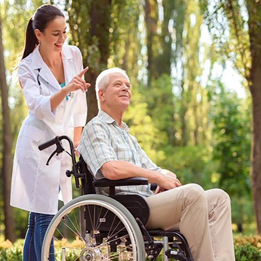 تاثیر فضاهای سبز و باغها در مراکز درمانی بر ساکنان