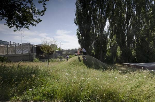 پنج نکته در احیاء یا طراحی پارک محلی