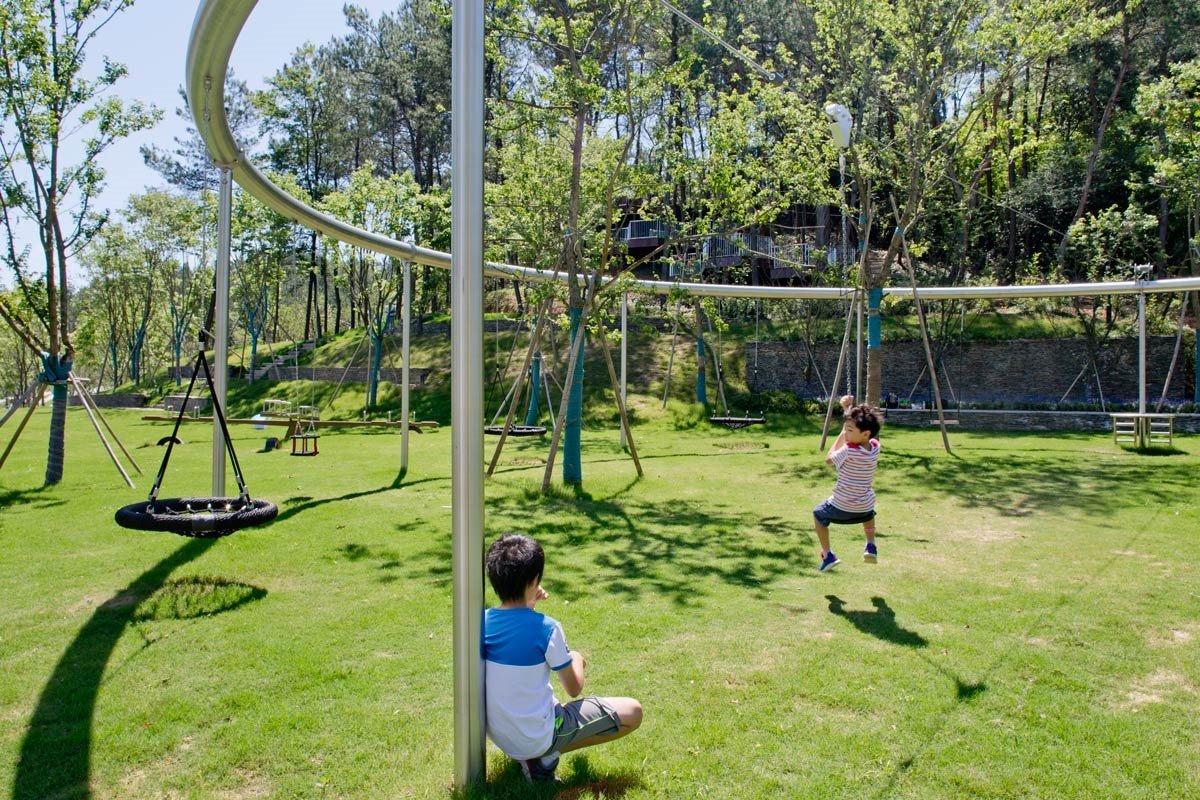 پارک جنگلی دره مارول، تحقق رویای کودکانه